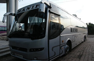 Hanif Bus Counter AK Khan Gate,Chittagong